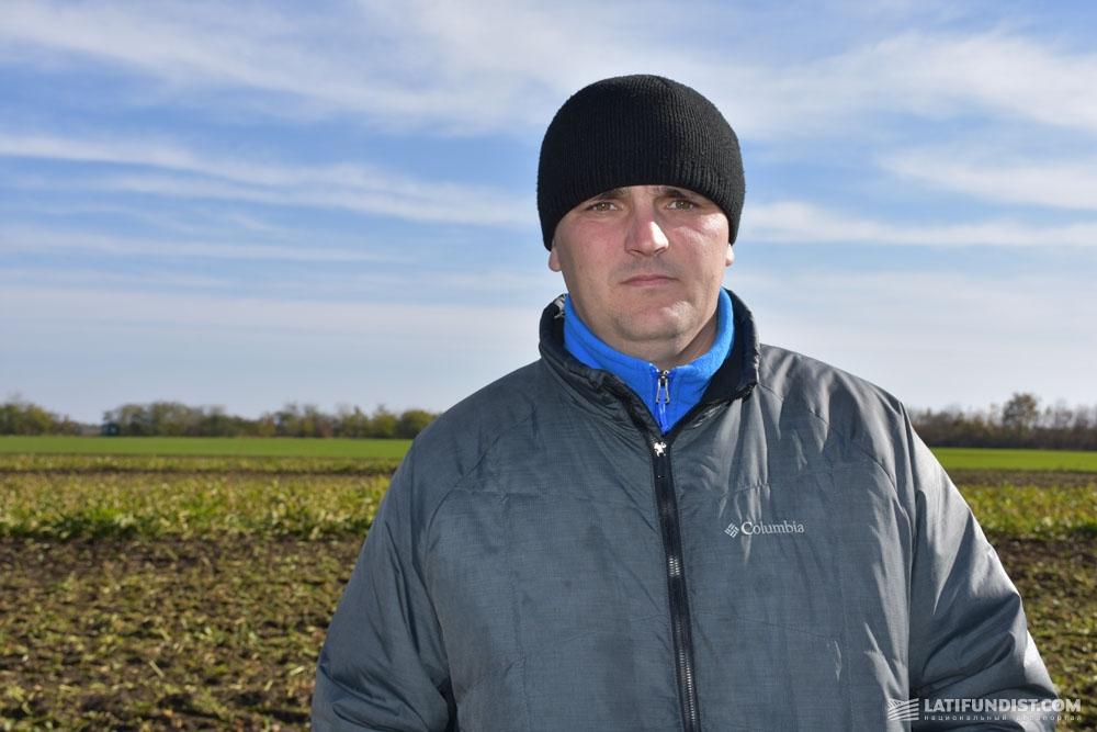 Олег Земсков, региональный менеджер «Август Украина»